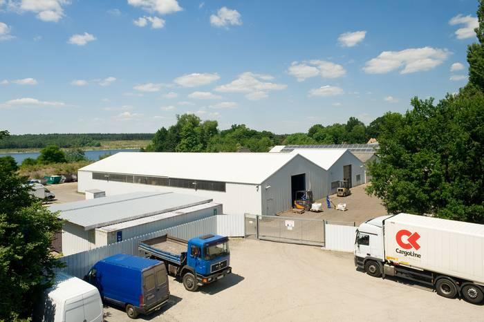 ReMetall Deutschland AG sklady v Drochowě